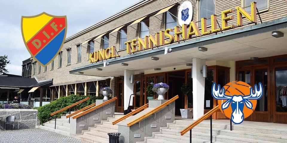 basketfest i kungliga tennishallen