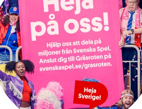 Gräsroten – Svenska Spel