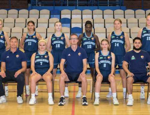 DIF Basket blickar framåt – Dam/U19
